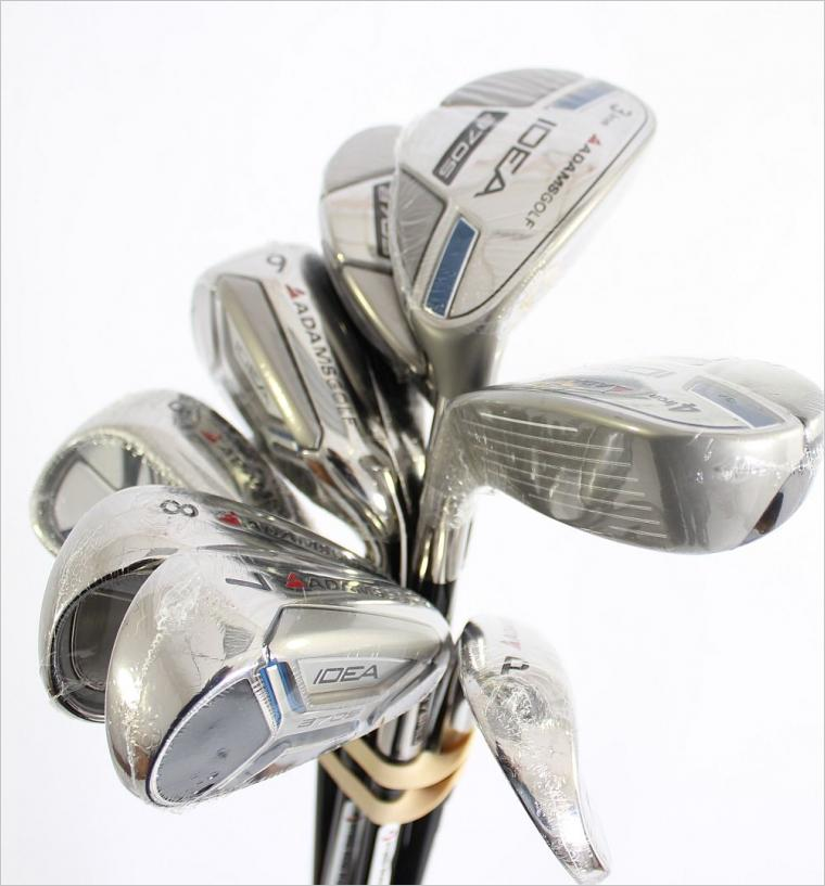 Adams Idea A70s Gebruikte Golfclub